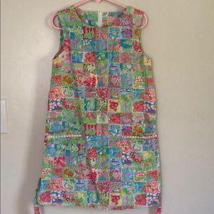 Lily Pulitzer 50 states dress